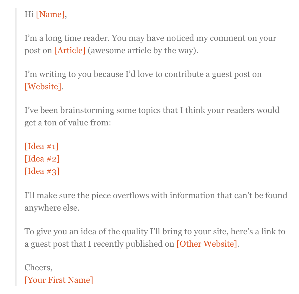 How to Guest Post Anywhere (With 5 REAL Pitch Examples)